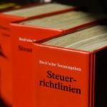 Steuerrichtlinien Steuerberaterin Claudia Volland in Erfurt