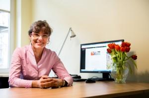 Claudia Volland Steuerberaterin in Erfurt (Foto: Sascha Fromm)