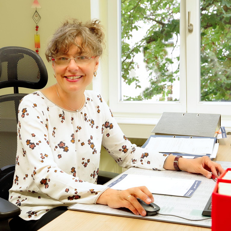 Claudia Volland, Steuerberater in Erfurt/Thüringen